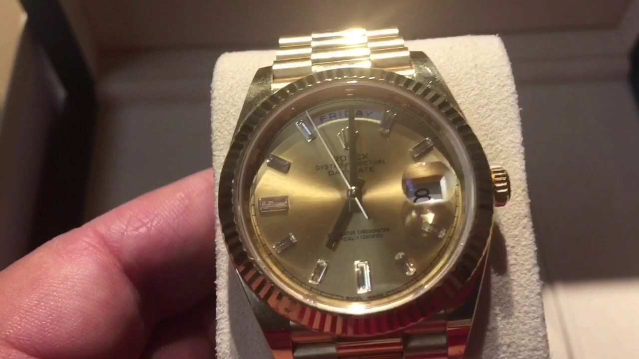 Rolex Diamond Watches  Up to 70 off at Tradesy
