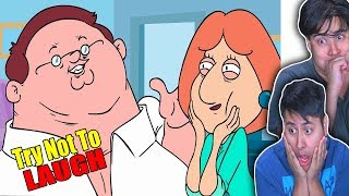 Try Not To Laugh Challenge! Family Guy Funny Moments #11