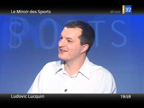 Le miroir des sports ludovic lucquin 11 01 10 youtube for Le miroir des sports