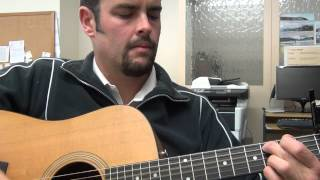 Love the way you lie - Rihanna / Eminem (acoustic instrumental)