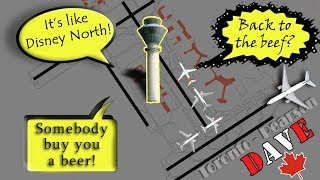 [FUNNY ATC] Pearson Dave leads the show at Toronto! :D