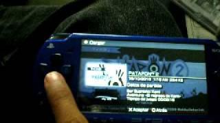 emulador gba en psp OFW 6.20