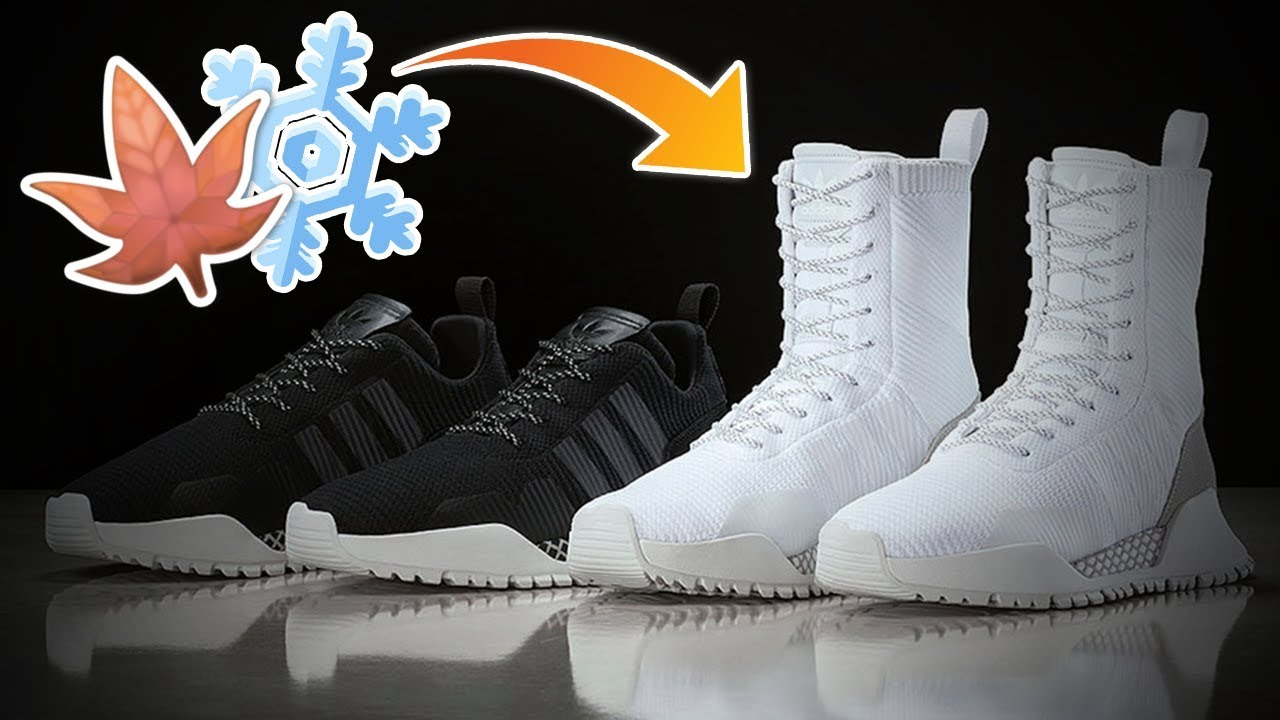 0388947fa2f9 AN ADIDAS NMD BOOT    WINTER READY ADIDAS SNEAKER THAT LOOKS LIKE AN NMD!!!  ( Releasing Soon! )