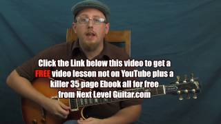 Learn Still Loving You style 80s rock lead electric guitar lesson Scorpions inspired scales licks
