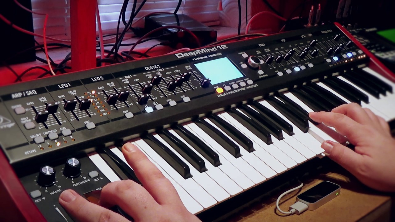 Behringer DeepMind 12 Synth Patches | Synth Presets | GEOSynths