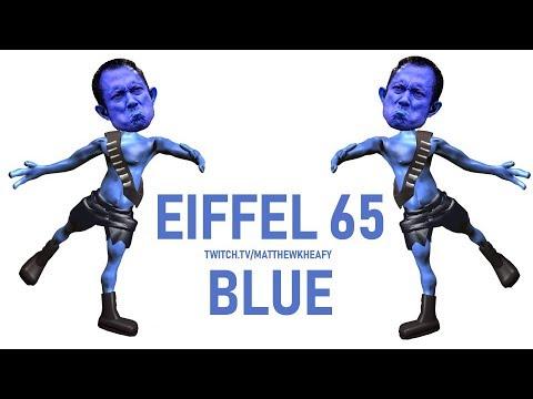 Matt Heafy (Trivium) - Eiffel 65 - Blue I Metal Cover