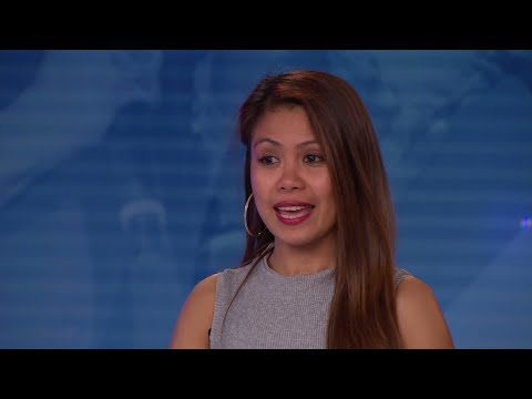 Rhea Barrientos - Hey av Fatima Rainey hela Idol-audition 2017 - Idol Sverige TV4
