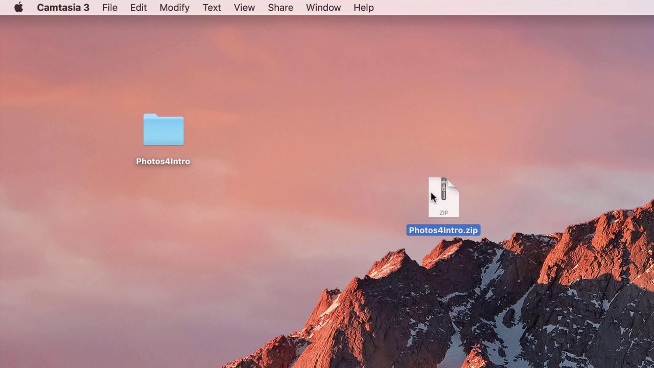 password protected zip mac