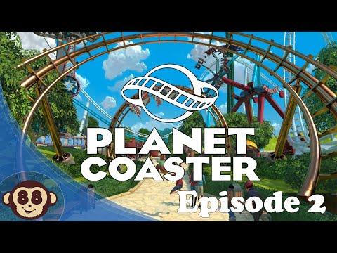 Episode 2 - Bad Staff Management | Planet Coaster