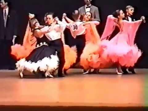 Алина (Бальные танцы) (1997) 2 ч. End