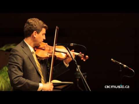 "Niccolò Paganini: Caprice No. 9 In E Major ""The Hunt"" by James Ehnes, Violin"