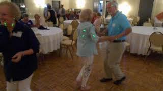 David Duke and Mary Sullivan Dancing
