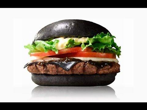Готовим черный бургер - рецепт от ресторана Crabs burger!