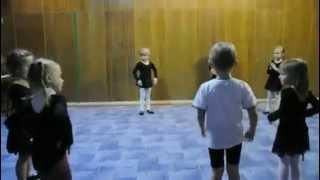 первые уроки танцев