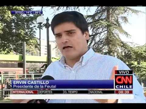 """Erwin Castillo: """"Los estudiantes más pobres de Chile están en las universidades privadas"""""""