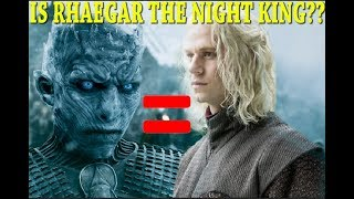 Is Rhaegar The Night King ? -Trial By Theory - Game Of Thrones Season 8 Theories Explained