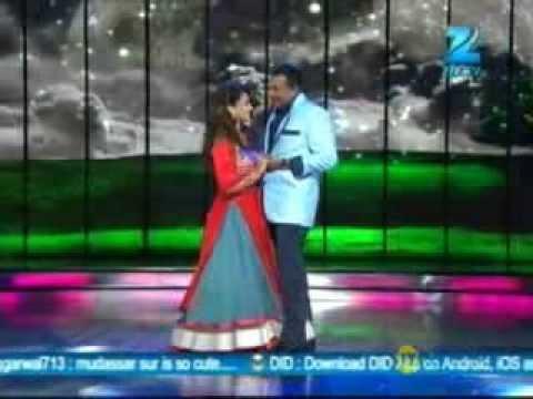 Dance India Dance Season 4 December 14, 2013 - Madhuri & Mithun Da
