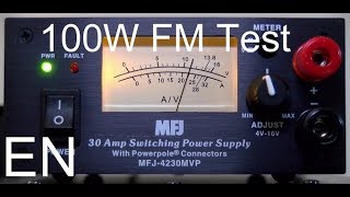 Download lagu Review of the MFJ 4230MVP 30Power Supply EN MP3