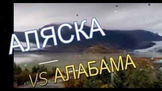 Аляска VS Алабама. Дары Аляски.