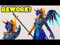 Possible FUTURE HERO REWORKS - Overwatch Pro Player Thoughts - [Pro + Funny Moments #7]