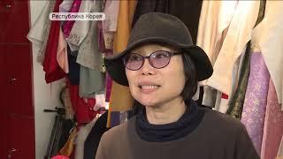 Древние гробницы привлекают туристов в Южную Корею