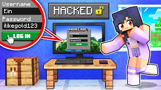 We HACKED Our Friends In Minecraft!
