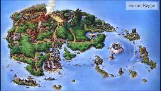 Best HD VGM 460 - Every Hoenn Route and Travel Theme - [Pokémon Ruby, Sapphire, and Emerald]