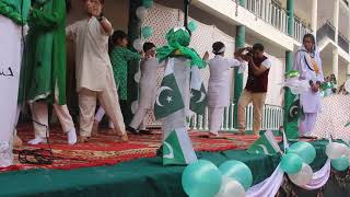 Army Public School and College 14th August Ceremony