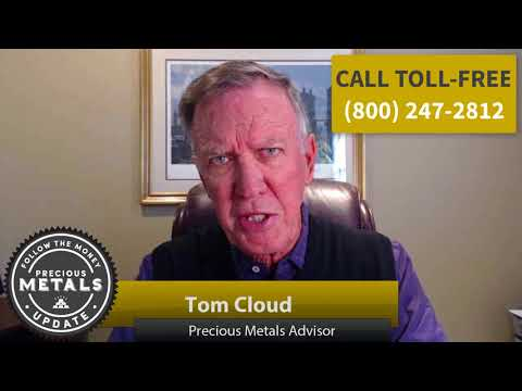 Precious Metals Market Update - Tom Cloud (11/1/17)