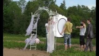 Выездная регистрация и свадебная арка