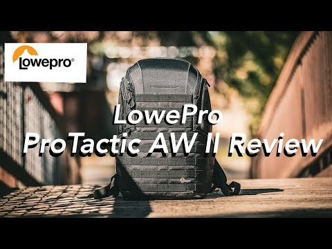 LowePro Protactic 450 AW II Review - LowePro Bag For Photographers Review