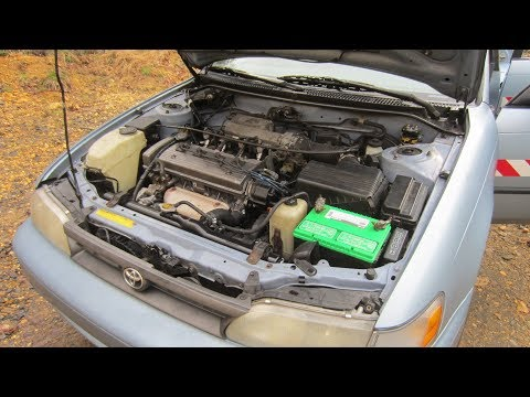 The New Motor is FINISHED!  93 Toyota Corolla 7AFE 1.8 JDM Engine!
