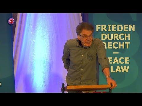 Ulrich Teusch: Innerer und äußerer Frieden als Aufgabe der Medien