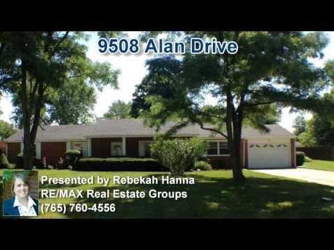 SOLD- Muncie Home For Sale - 9508 Alan Dr, Muncie, Indiana