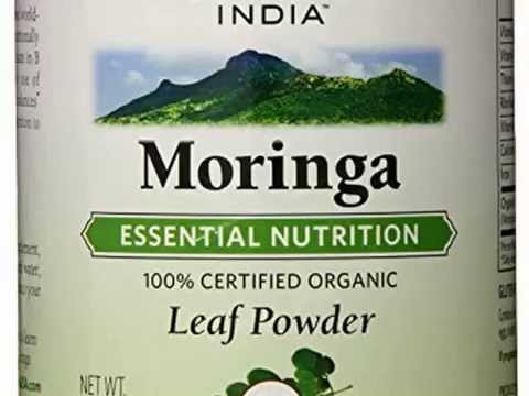 New Organic India Moringa Powder, 8 Ounce Top List