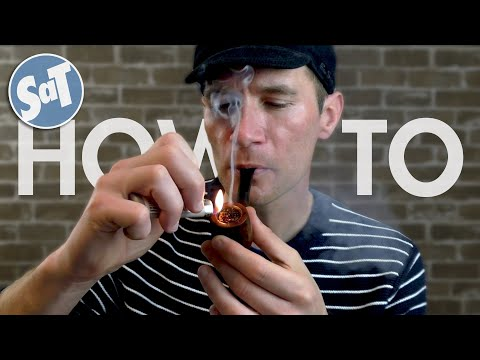 HOW TO SMOKE A PIPE | Everything You Need to Know to Start E