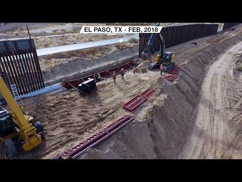 Build The Wall: Construction Progress