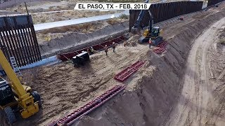 Build The Wall: Construction Progress
