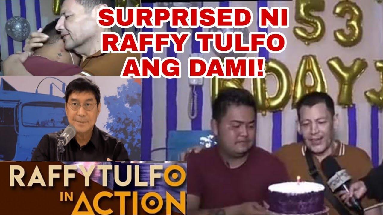 Download RAFFY TULFO SINURPRESA SI JOHN REGALA NALUHA SA SOBRANG SAYA!