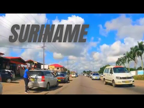 Paramaribo City 2021 Lelydorp Suriname