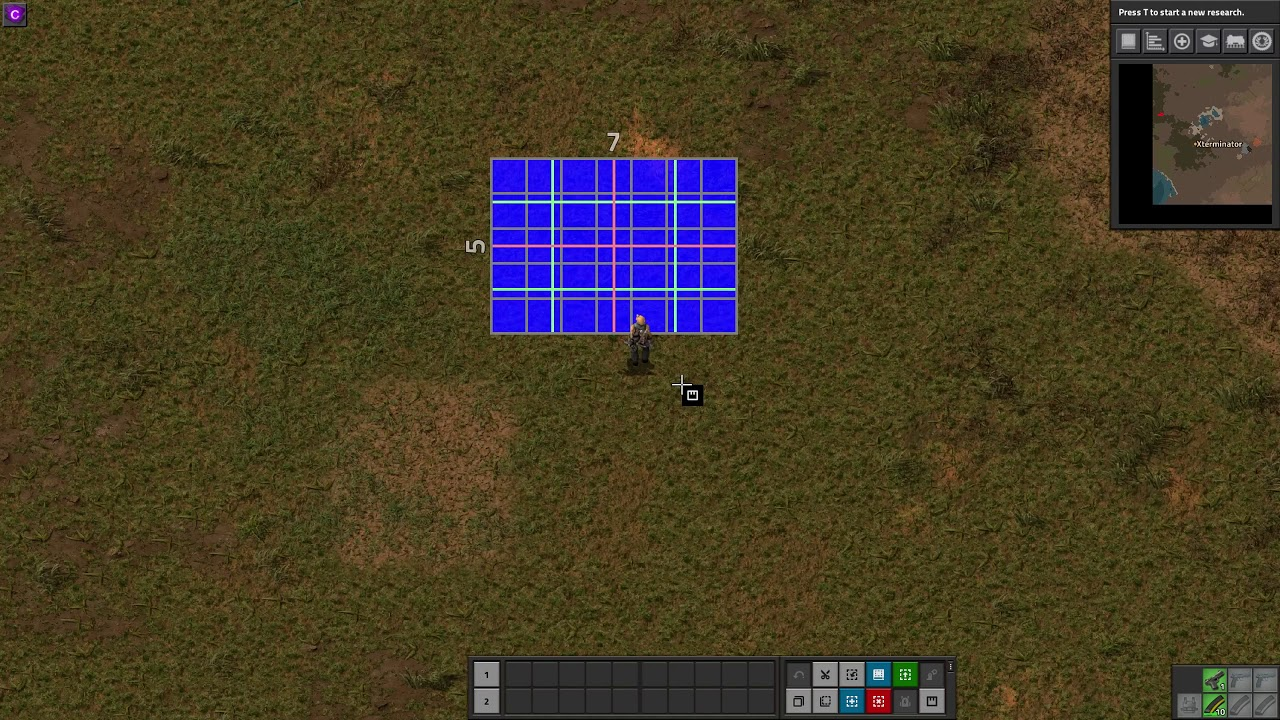 Factorio Mod Spotlight - Tapeline