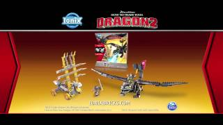 How To Train Your Dragon 2 Toys by IONIX