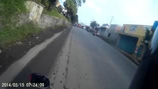 Video Menelusuri jalan desa dengan liak liuk jalan.... download MP3, 3GP, MP4, WEBM, AVI, FLV Desember 2017