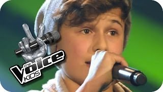 Revolverheld - Halt Dich An Mir Fest (Luca) | The Voice Kids...