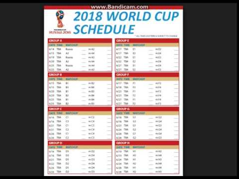 Fifa world cup qualifiers 2018. South America. Fixtures ...