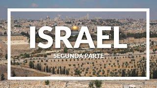 Israel, La Tierra Prometida, parte 2  programa Contacto