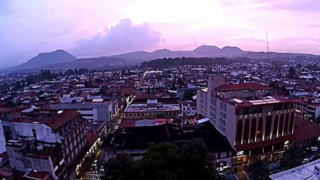 Uruapan Michoacan Centro Youtube