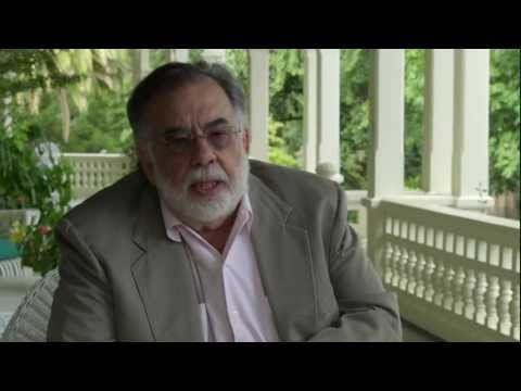 Filmmaker Francis Ford Coppola Talks About The Evolution Of Movie Sound