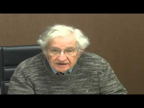 Chomsky at the Academy Colloquium The Biology of Language - 1