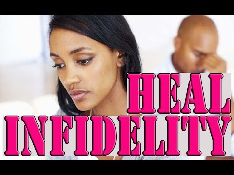 Staying Together- Five (5) Steps To Begin Healing After Infidelity